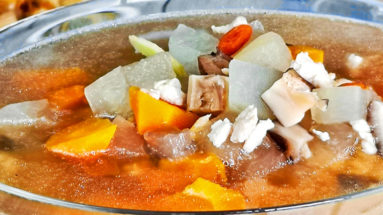 winter melon soup featured image