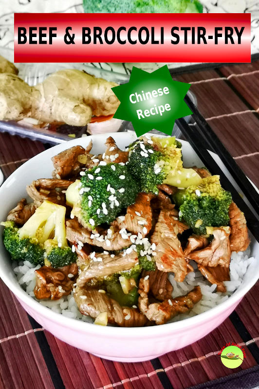 Beef and broccoli stir-fry is an incredible dish. The florets of the broccoli soak up the stir-fry sauce, making it exceptionally delicious. Broccoli is the perfect match with beef as they are not only tasty but is a complete meal with protein and fiber.