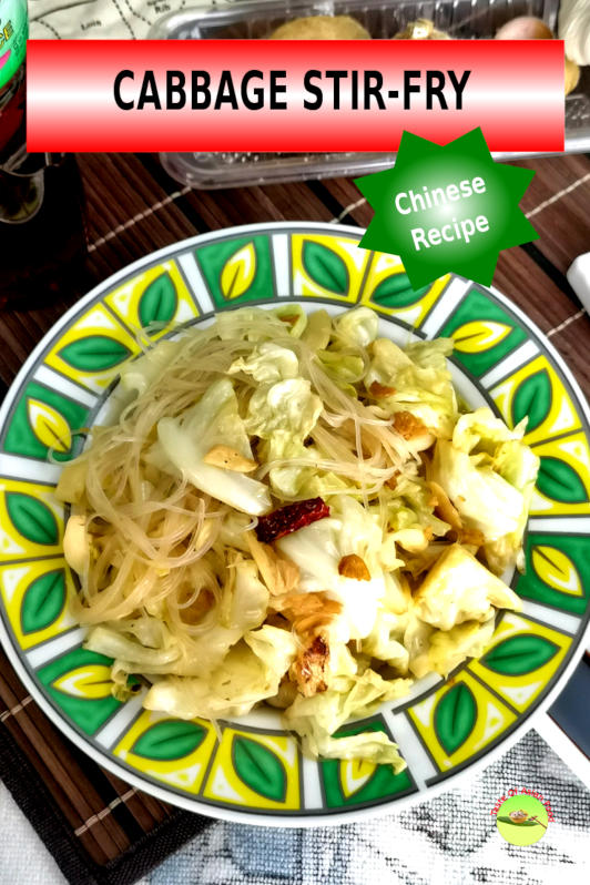 Cabbage Stir Fry How Cook In 30 Minutes Quick And Easy