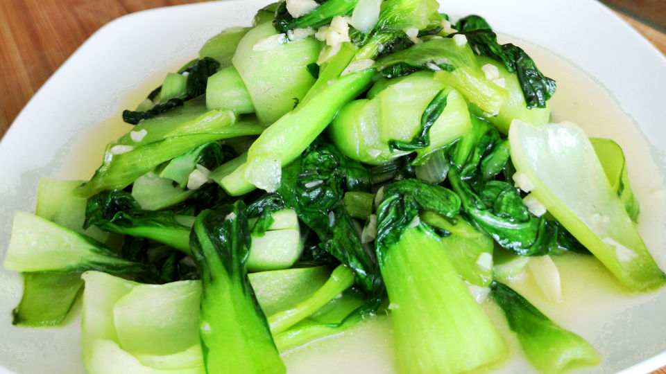 Stir fry Chinese vegetables featured image
