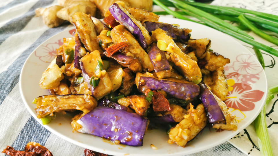 Chinese eggplant recipe – How to cook perfect eggplant