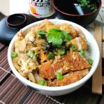 Chicken katsudon thumbnail