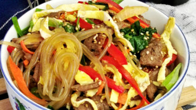 japchae featured image