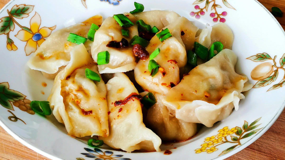 Chinese dumplings featured image