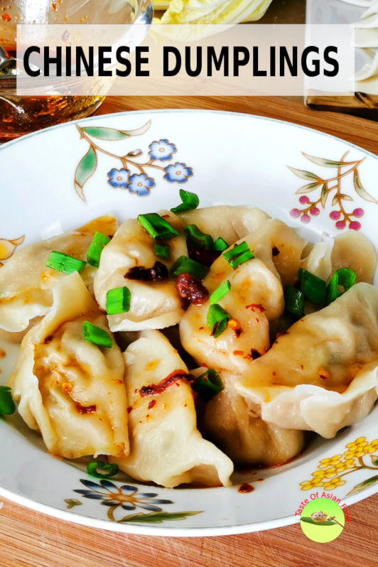 Chinese Dumplings 饺子 How To Make It From Scratch