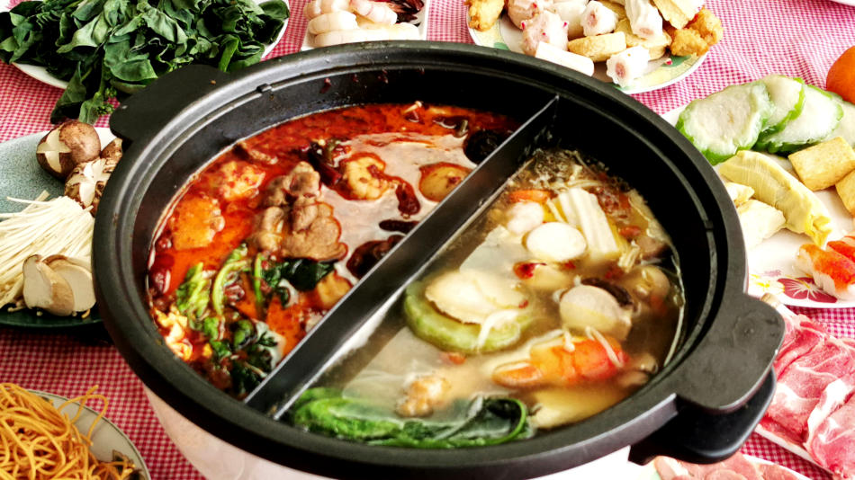 Chinese hot pot featured image