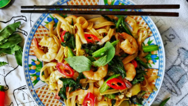 drunken noodles featured image