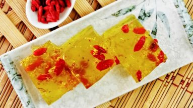 Osmanthus jelly featured image