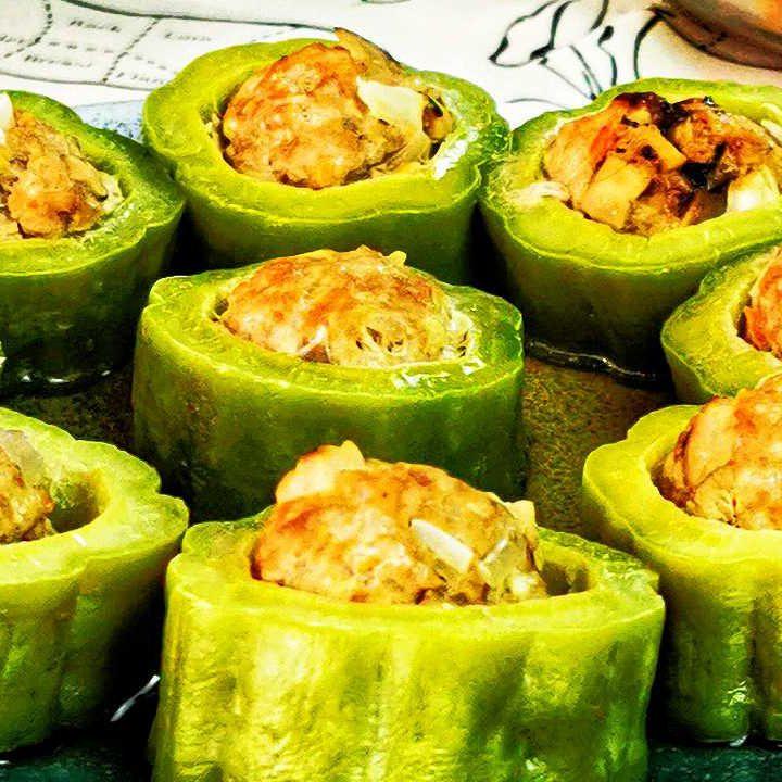 Stuffed bitter melon featured image 1