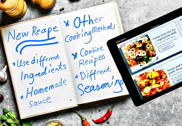 Here are my best tips to create a new recipe or cook without a recipe at home. No complicated method is involved, and you can do it right away in your kitchen.