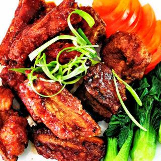 deep-fried pork ribs (a.k.a. pork rib king) featured image